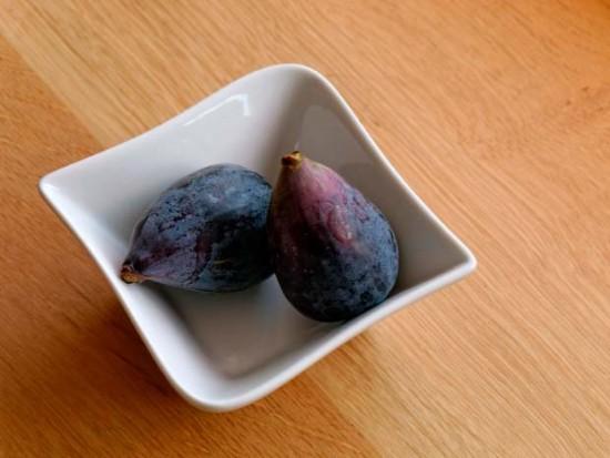 alimentos ricos en calcio - higos