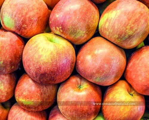 Las fresas son de las mejores frutas para diabéticos Manzanas