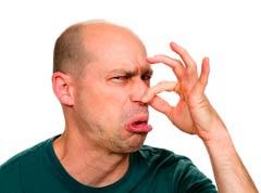 La nariz una forma sorprendente de predecir tu salud