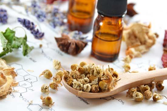 Remedios naturales aceite de menta