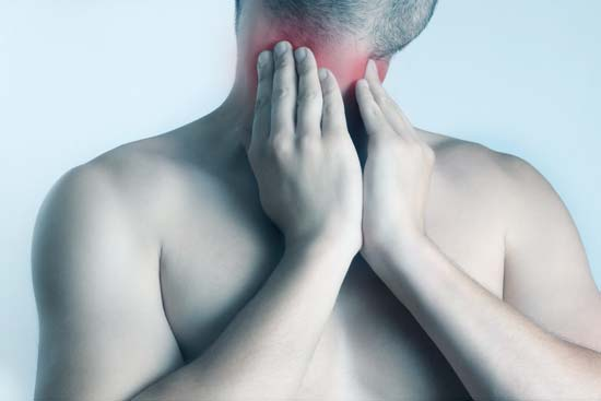 Síntomas de problemas de la tiroides en los hombres