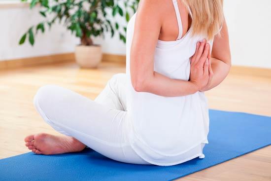 esclerosis múltiple - Yoga