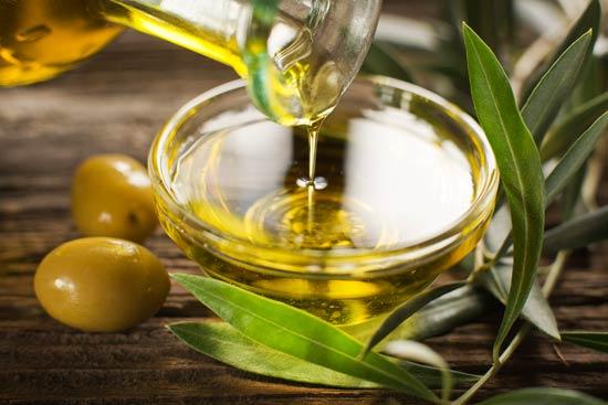 alimentos aceite de oliva