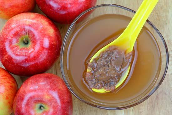 Vinagre de manzana digestión