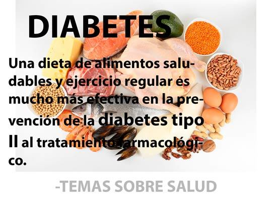 diferencia diabetes