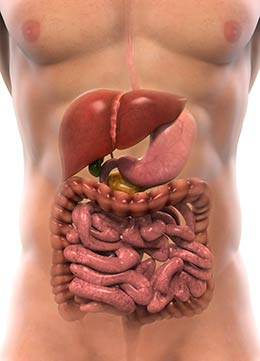 síndrome de intestino permeable