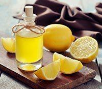aceite esencial de limón hormonas