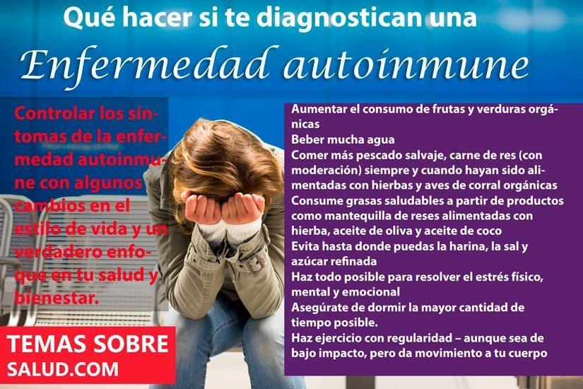 enfermedad auto inmune