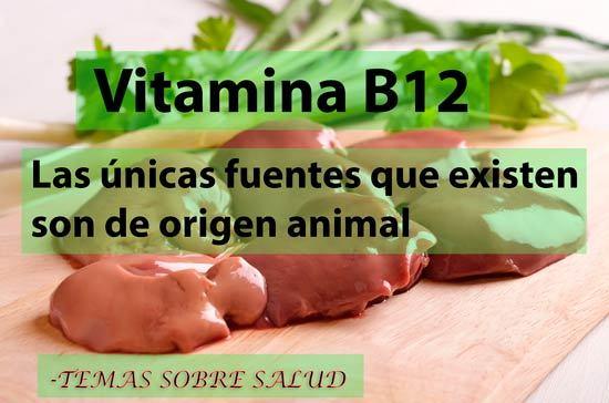 déficit de B12