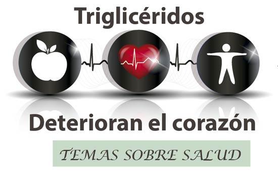 triglicéridos - colesterol