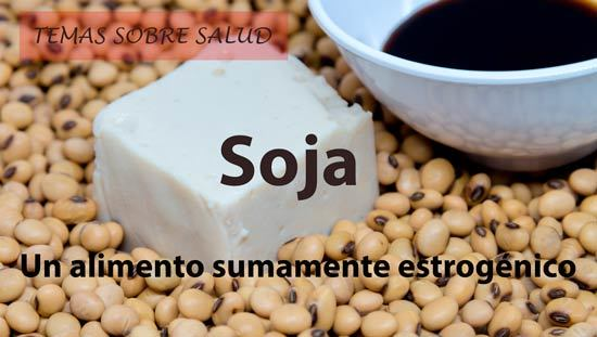 efectos adversos de la soja