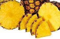 Enzimas proteolíticas frutas