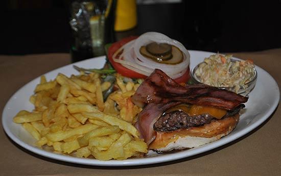 Hamburguesa-famosa