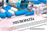 neuropatía por quimioterapia Cisplatino