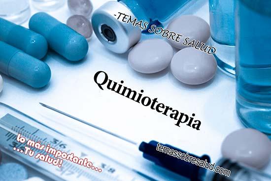 La quimioterapia generalmente es el pilar del tratamiento para la recurrencia del cáncer de pulmón etapa del diagnostico