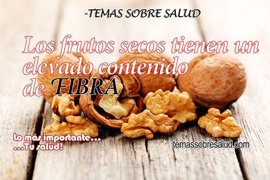 Consumir frutos secos promueve la SACIEDAD Riboflavina