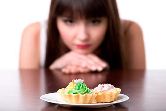 Los antojos de azúcar y los trastornos de ansiedad