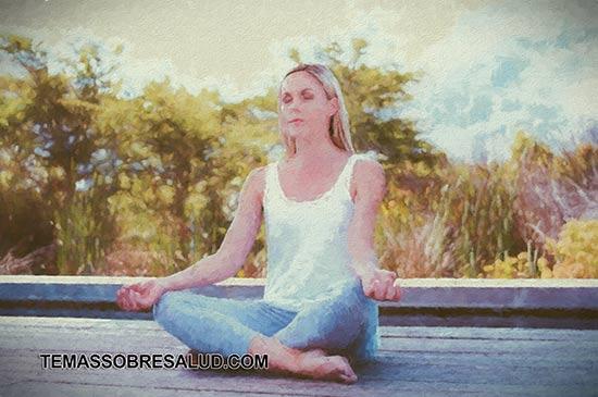 Divagar facilita contrarrestar la preocupación crónica hormonas