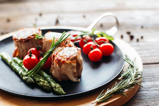 El hambre puede causar verdaderos rugidos en el estómago
