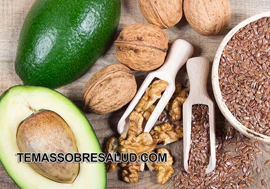 Ácidos Grasos Omega 3 y salud cardiovascular