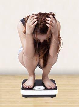 No puedo Perder Peso debido a las sensibilidades alimenticias