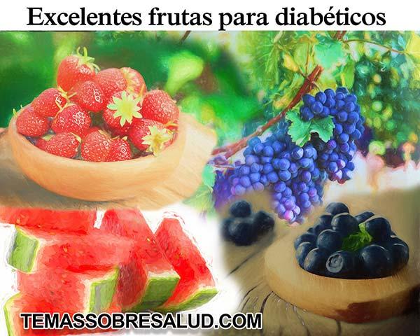 Las fresas son de las mejores frutas para diabéticos Moras