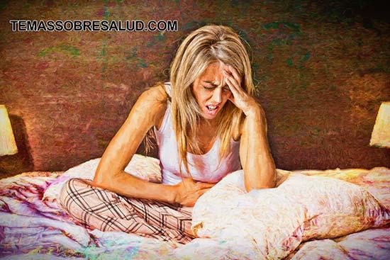 Dolores menstruales debidos a la Dismenorrea primaria o secundaria