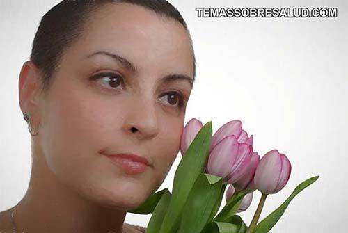 Efectos secundarios de la quimioterapia perdida de cabello