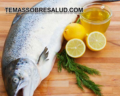 Ácidos omega 3 o aceite de pescado para el alivio de la fibromialgia