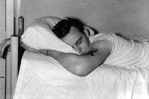 Dormir bajar peso