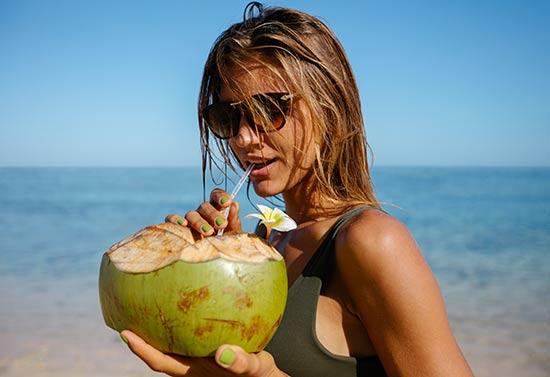 El aceite de coco un fabuloso regalo tropical