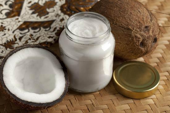 aceite de coco - Ácido láurico