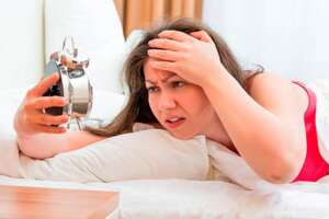 Melatonina Insomnio: 12 razones por las que no duermes bien