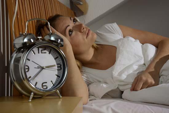 Insomnio: 12 razones por las que no duermes bien estrés