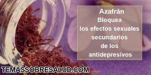Efectos Sexuales Secundarios de los Antidepresivos