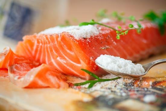 restricción de la sal Estrés crónico y ácidos grasos Omega 3