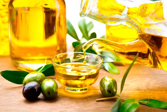 grasas -  aceite de oliva