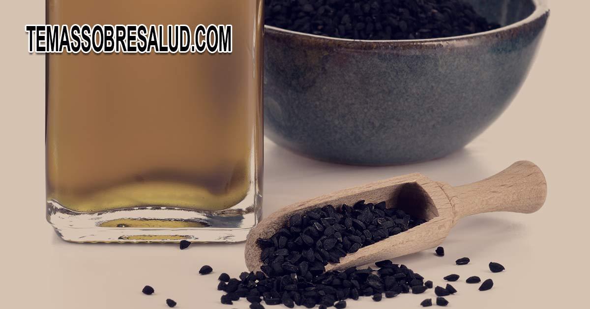 El aceite de los faraones: Aceite de comino negro