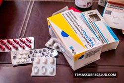 Antibiótico - infecciones en los senos paranasales