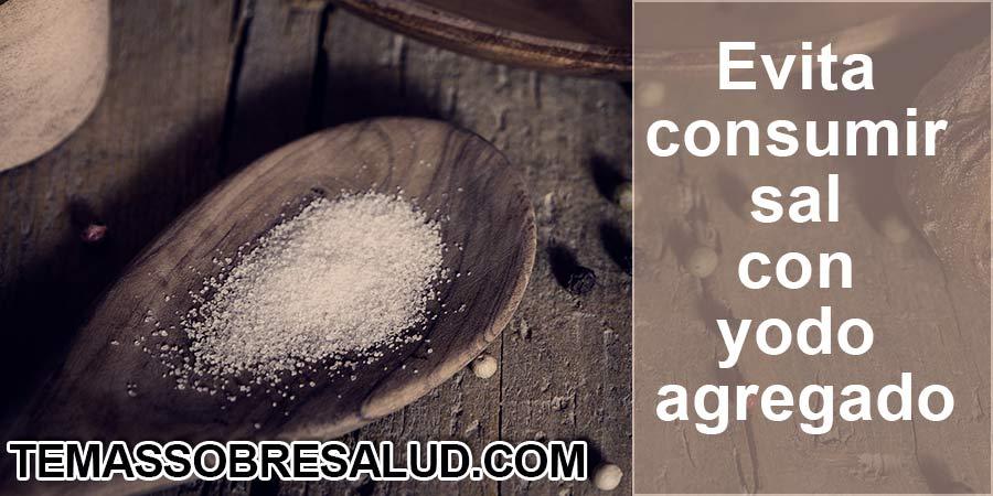 Exceso de sal - Endurecimiento de las arterias