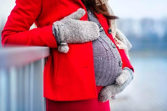 Durante el primer trimestre del embarazo se da un aumento del flujo vaginal