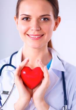 Médica-joven