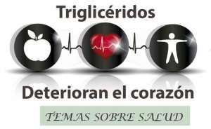 triglicéridos, otro tipo de grasa en la sangre
