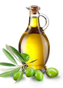 Aceite de oliva - menos propenso a la oxidación