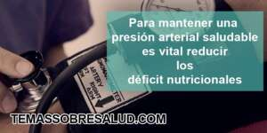 déficit nutricionales - magnesio