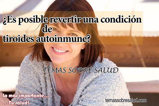 tiroides autoinmune - selenio