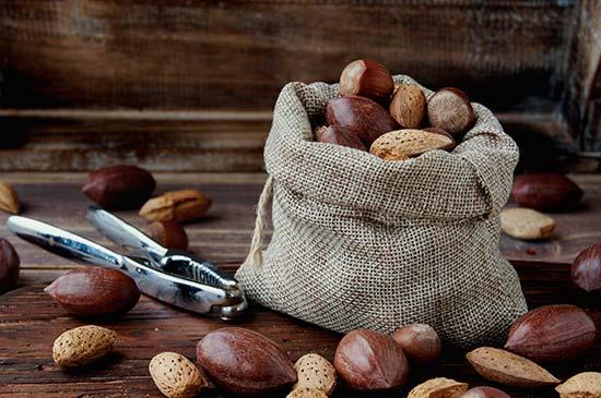 optimizar la dieta frutos secos