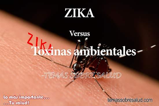toxinas ambientales