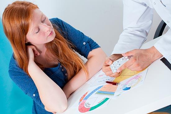 Alteraciones del período menstrual y el Control de la natalidad