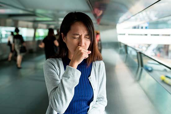 mucosidad Señales sutiles de ataque al corazón que pueden ser fáciles de identificar
